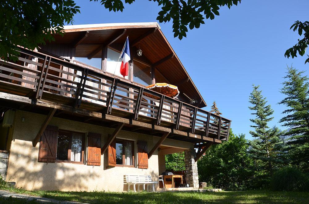 Apartment in Alpine Chalet