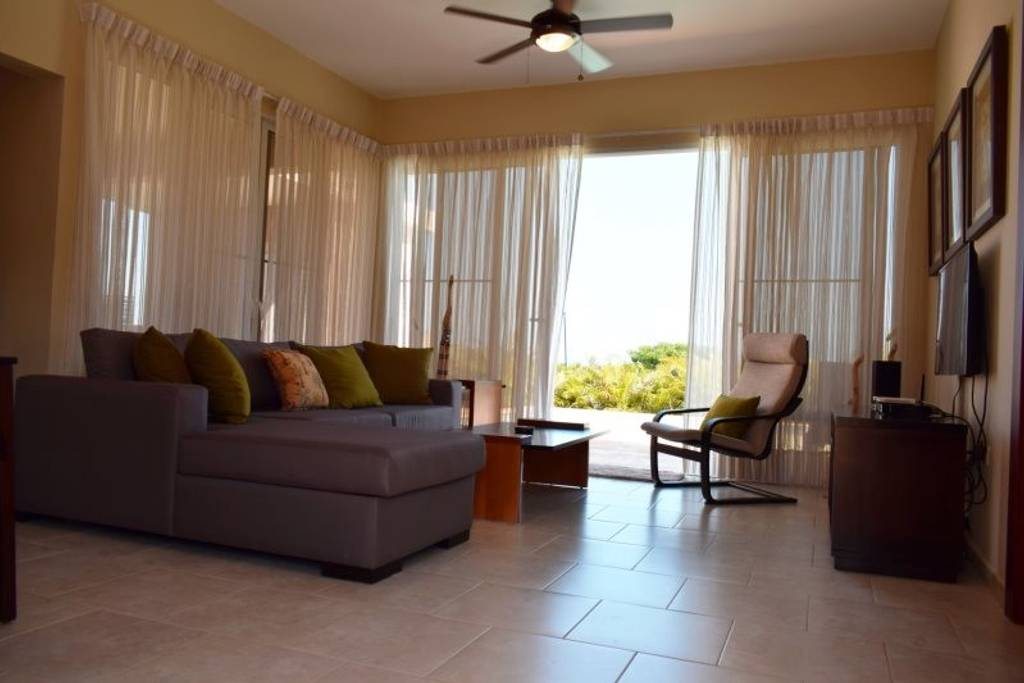 Ocean view 2 bedroom villa newly build in gated community