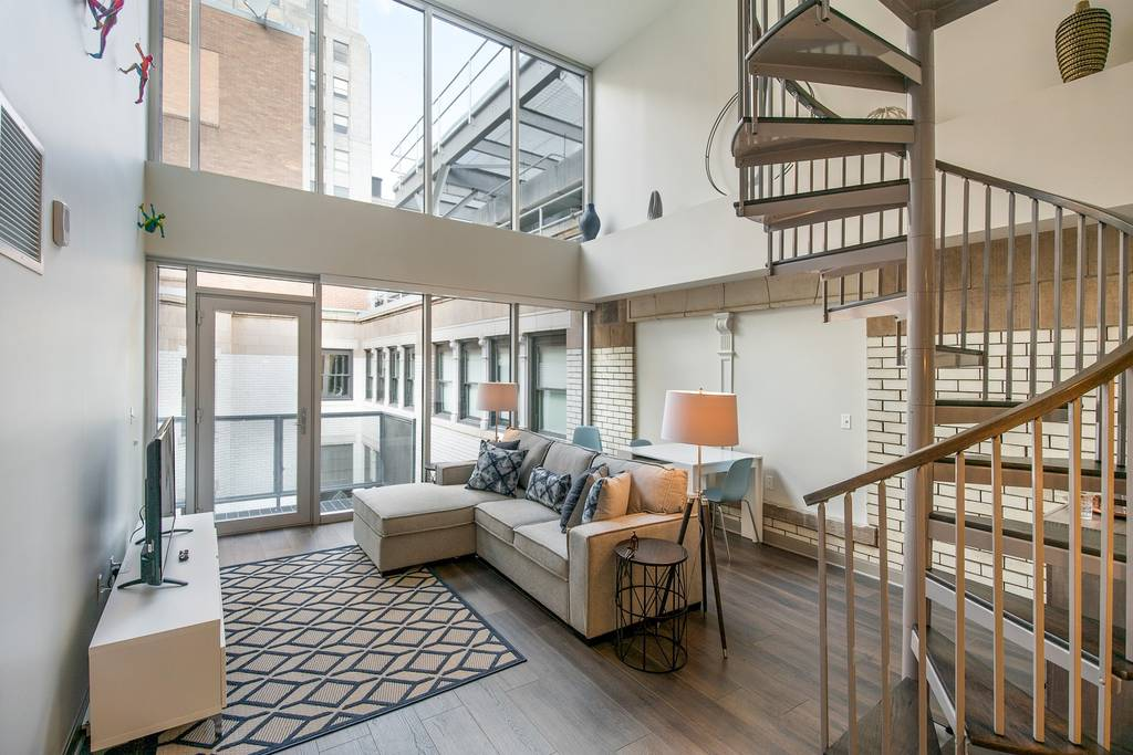 The Griffin #1711 · Charming 3 bedroom Penthouse Home in Center City!