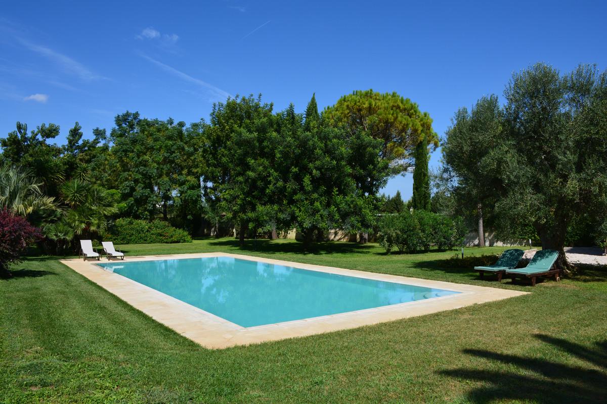 Fine Apulian country villa