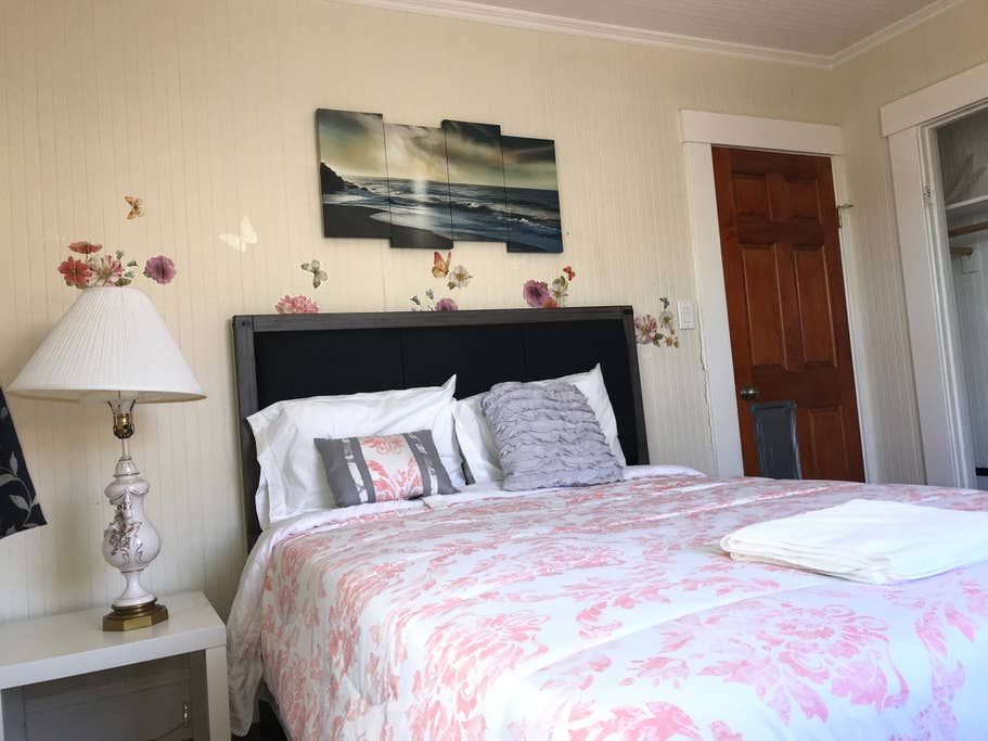 N1 · ⭐️N1.Private Room,7mins drive to SFO/Near SF⭐️