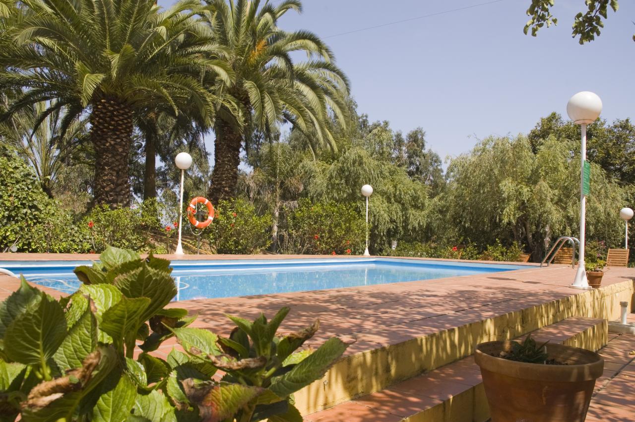 Casa rural con piscina compartida en El Zumacal - Firgas - GRAN CANARIA_0020