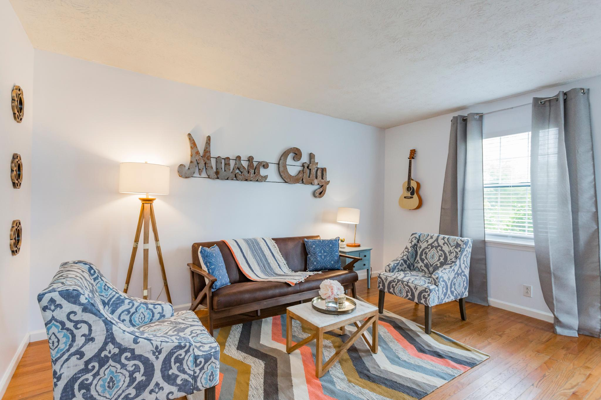 808 Riverside  · Take a Jog in Nearby Shelby Park at a Bright, Cozy Home