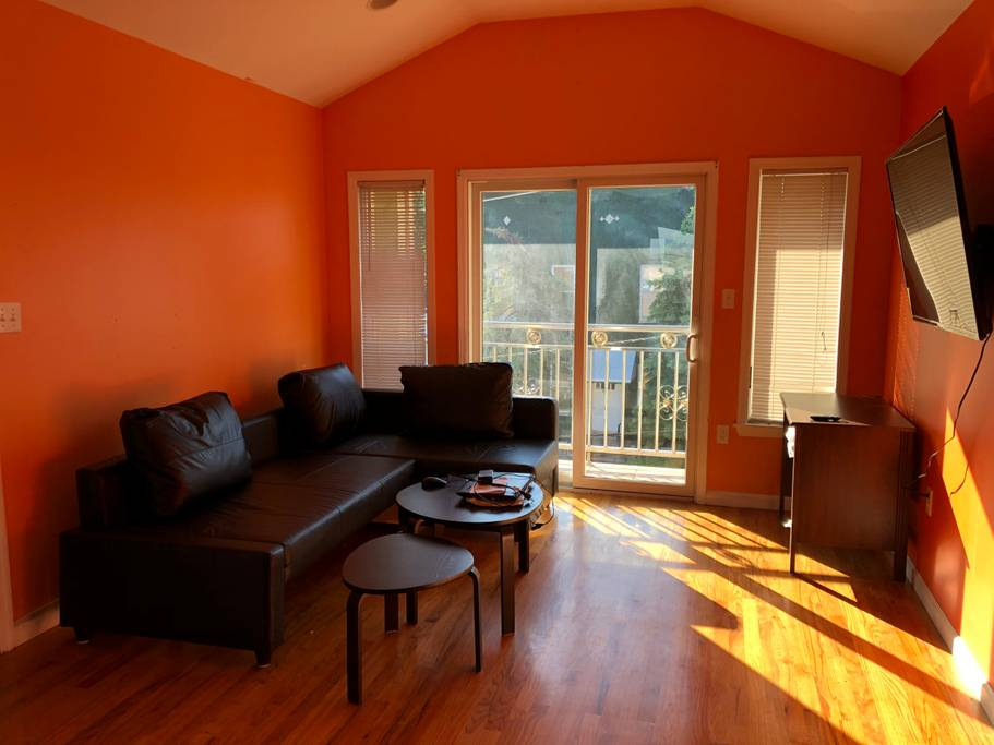 Lux 3 BR 2 Bath Jacuzi Parking 25min bus to NYC #2