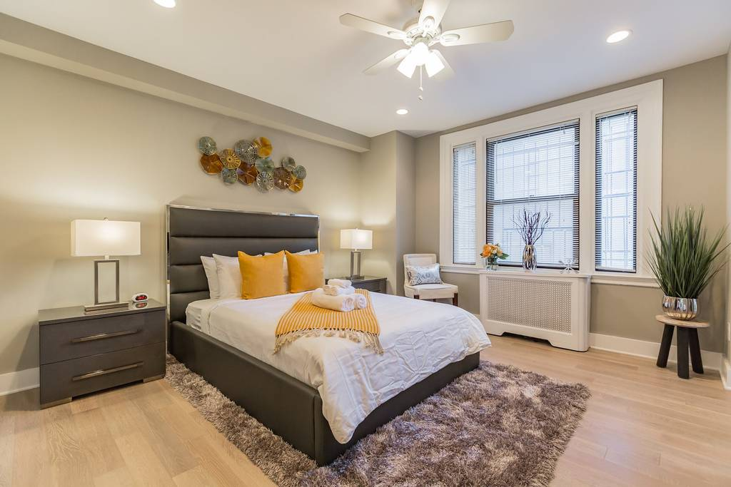 2031 Locust Modern home in Rittenhouse Square.