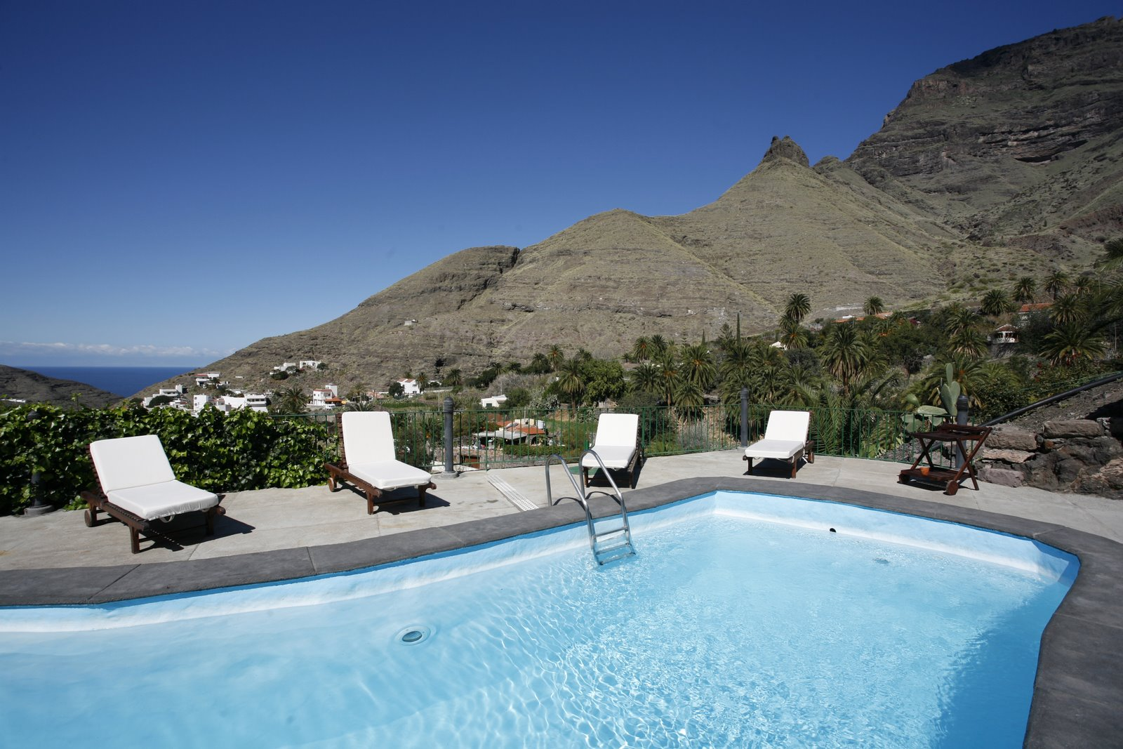 Holiday cottage with pool in Agaete_363