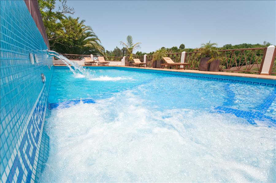 Holiday cottage with shared pool in Fontanales_003