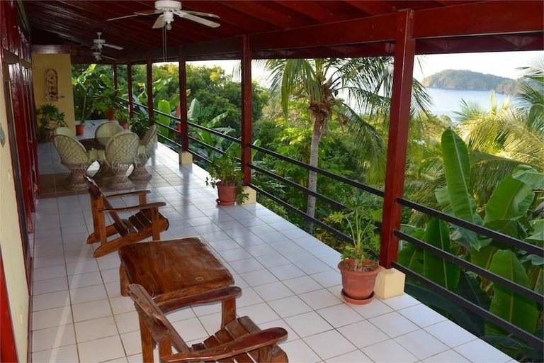 Tropical Ocean View - Overlooking Flamingo Beach