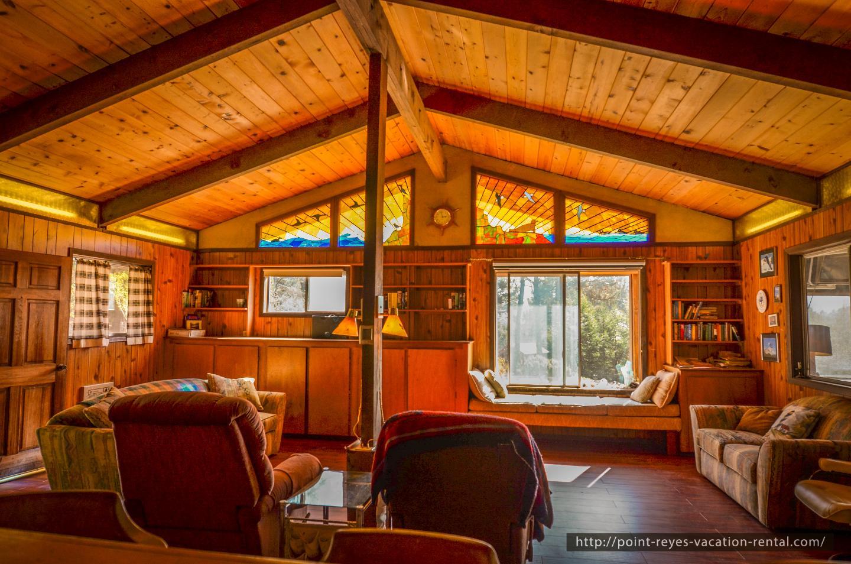 Point Reyes Cottage