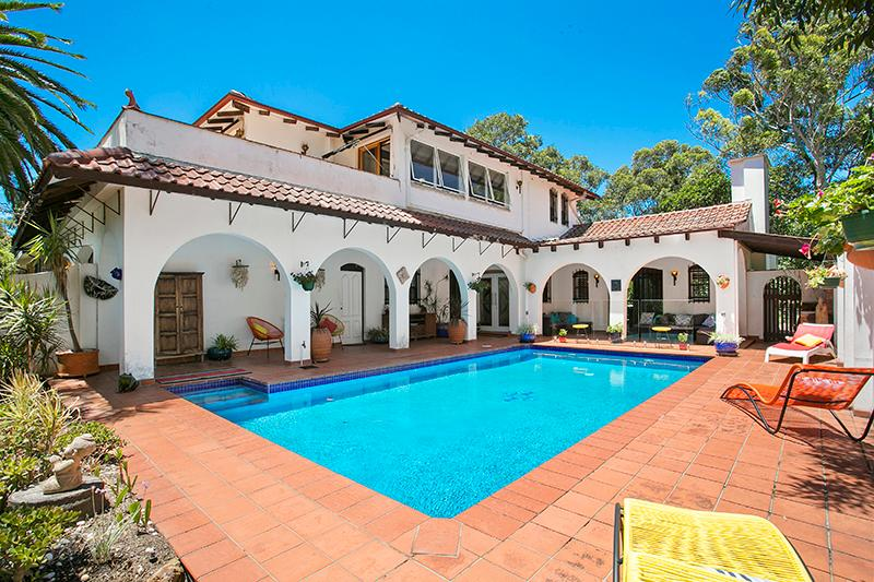 The Oasis - Spanish Mansion