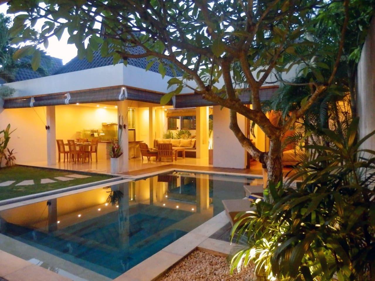 Villa Bima Seminyak