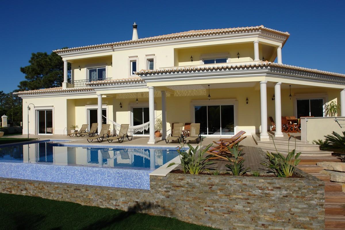 Moradia Brilhasol em Vilamoura-Algarve