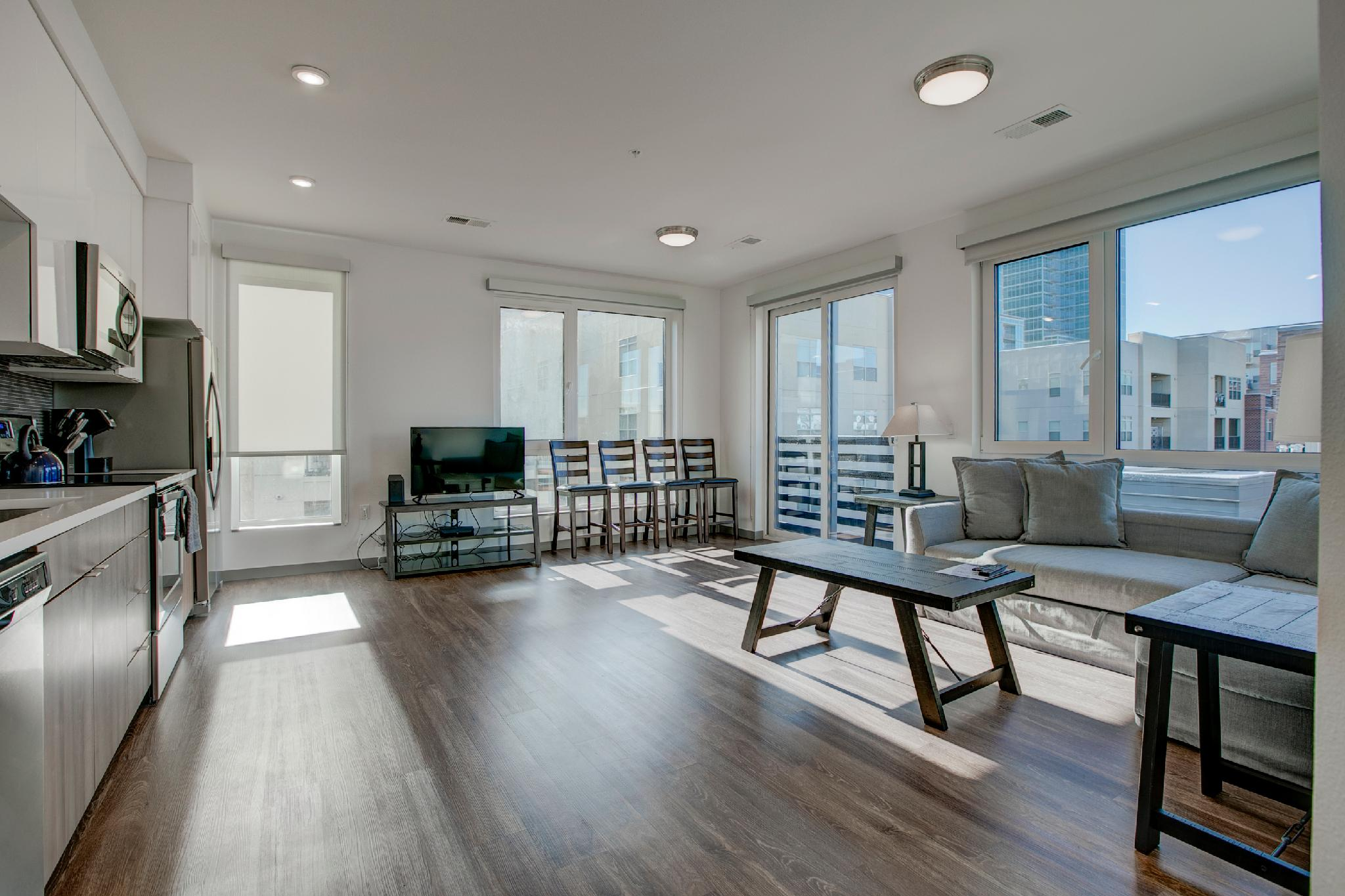 Little Raven 439 · SoBe South River Apartments 2 Bedroom