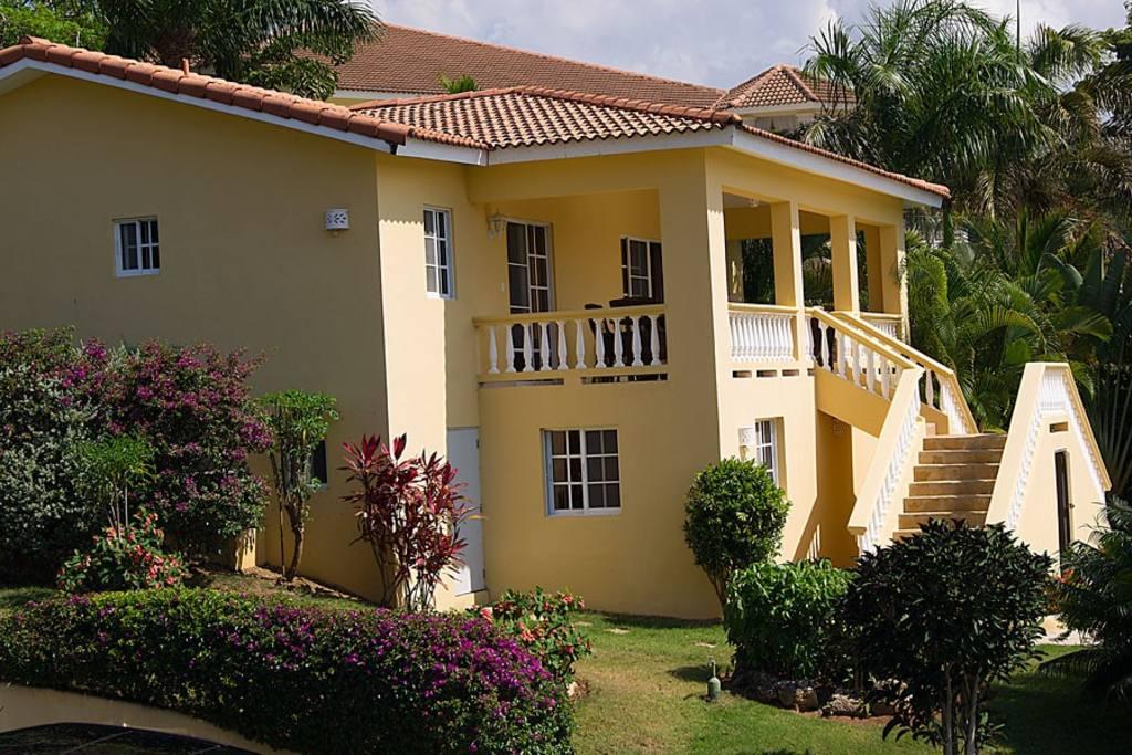 Stunning 3 bedroom sosua villa rental near town