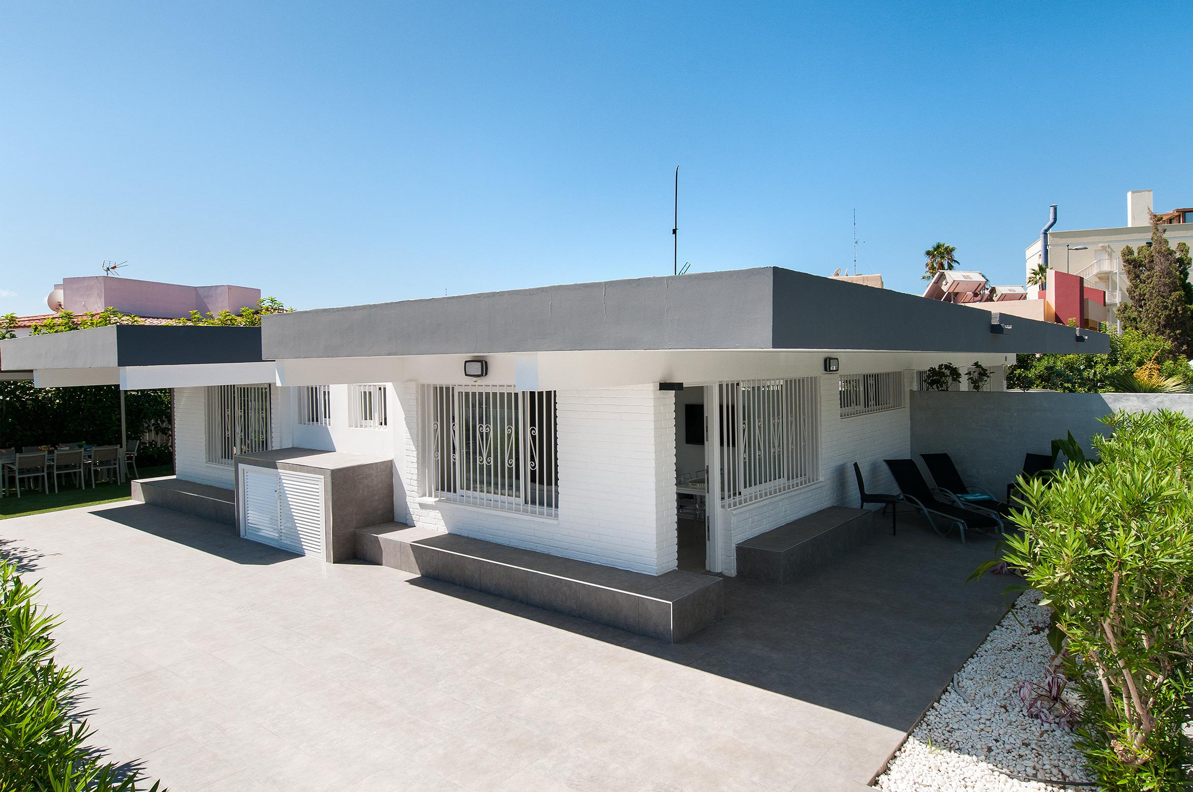 Beach House with private pool in San Agust?n - ET13