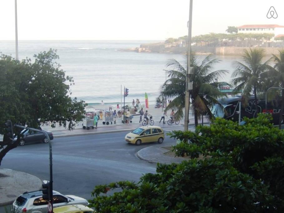 Rio de Janeiro -Copacabana - copa mar