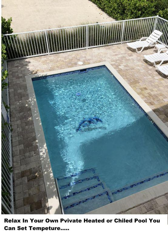 Soothing Heated Or Cool Pool