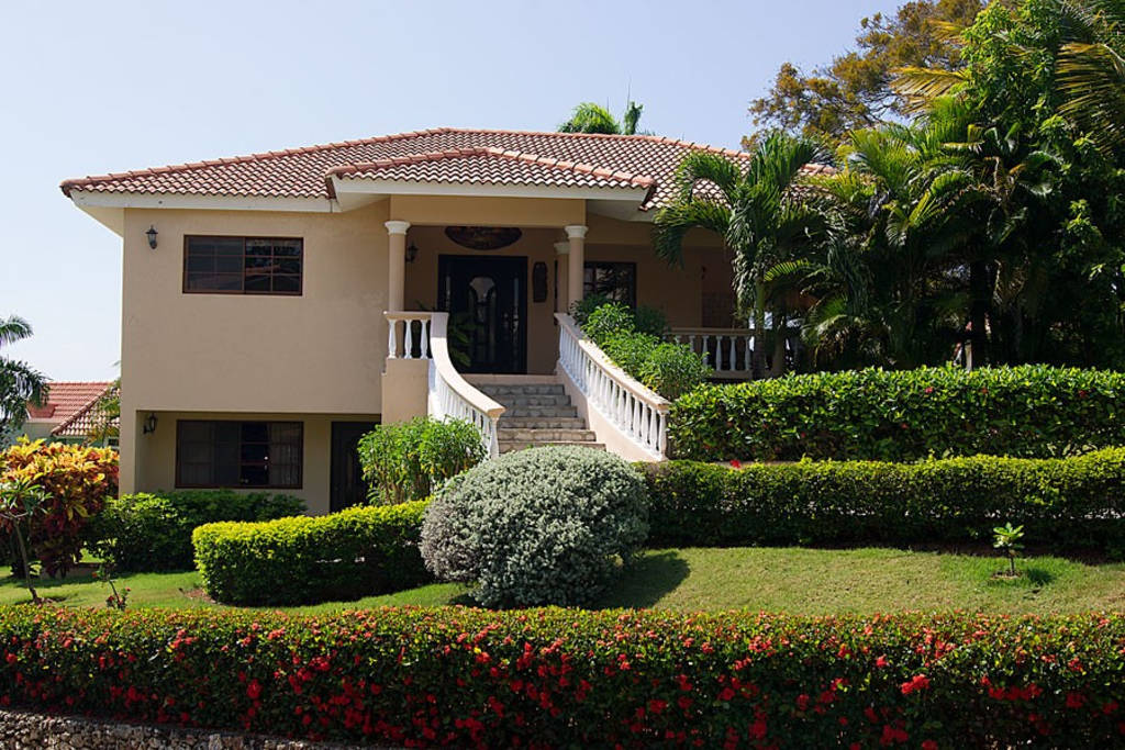 Great location  beautiful house for rent in sosua!