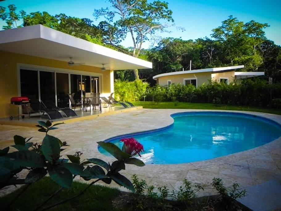Quiet, private 2 bedroom villa a few minutes from downtown sosua town and beach