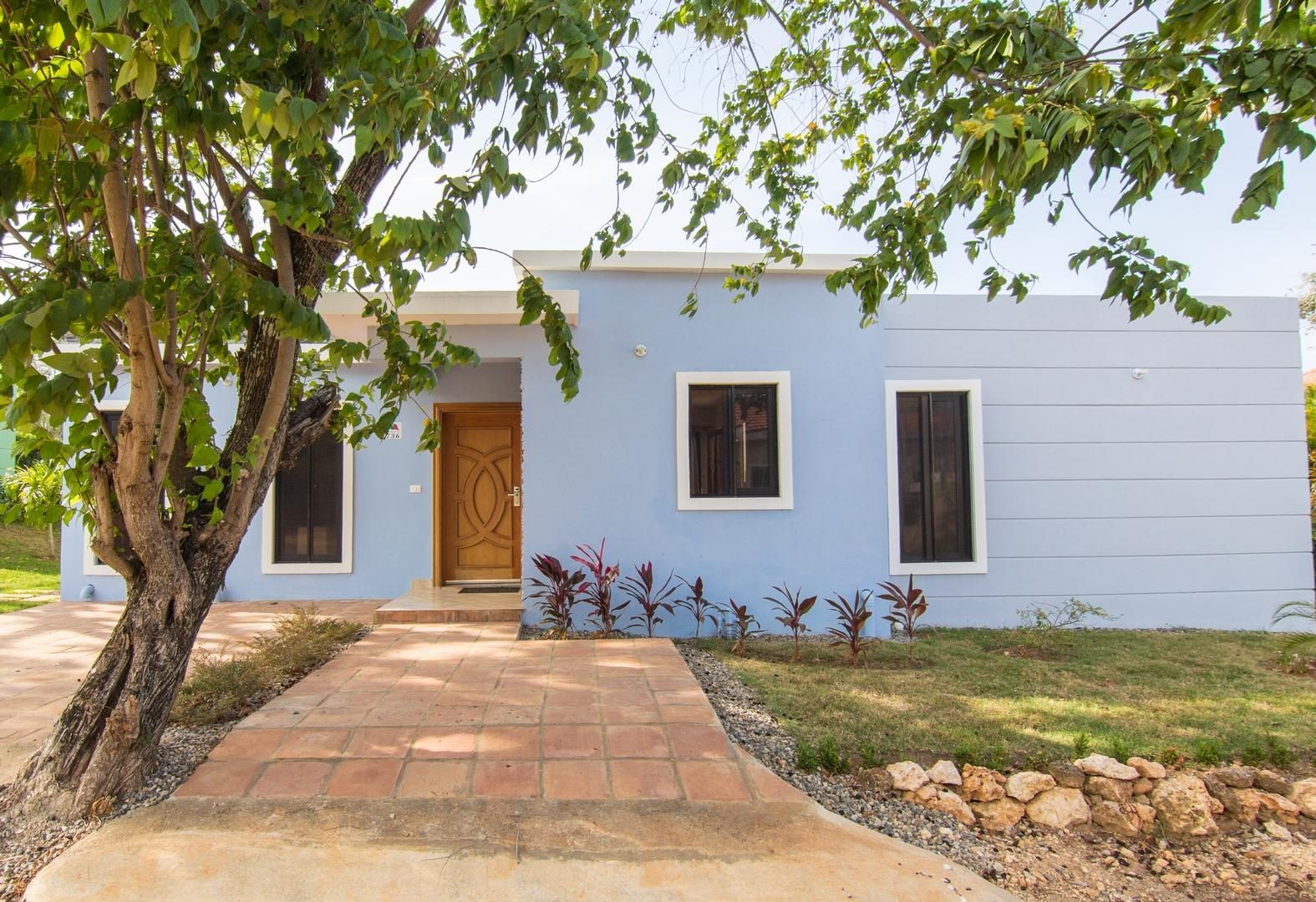 Two bedroom just build quiet and private