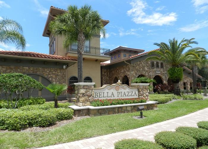 Bella Piazza Resort Near Disney