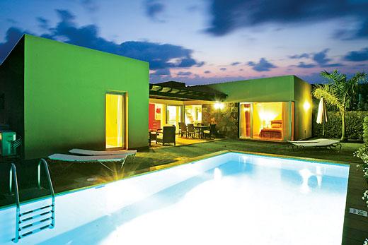 Gran Canaria_Salobre Golf - Holiday Villa Rental Par 4-18