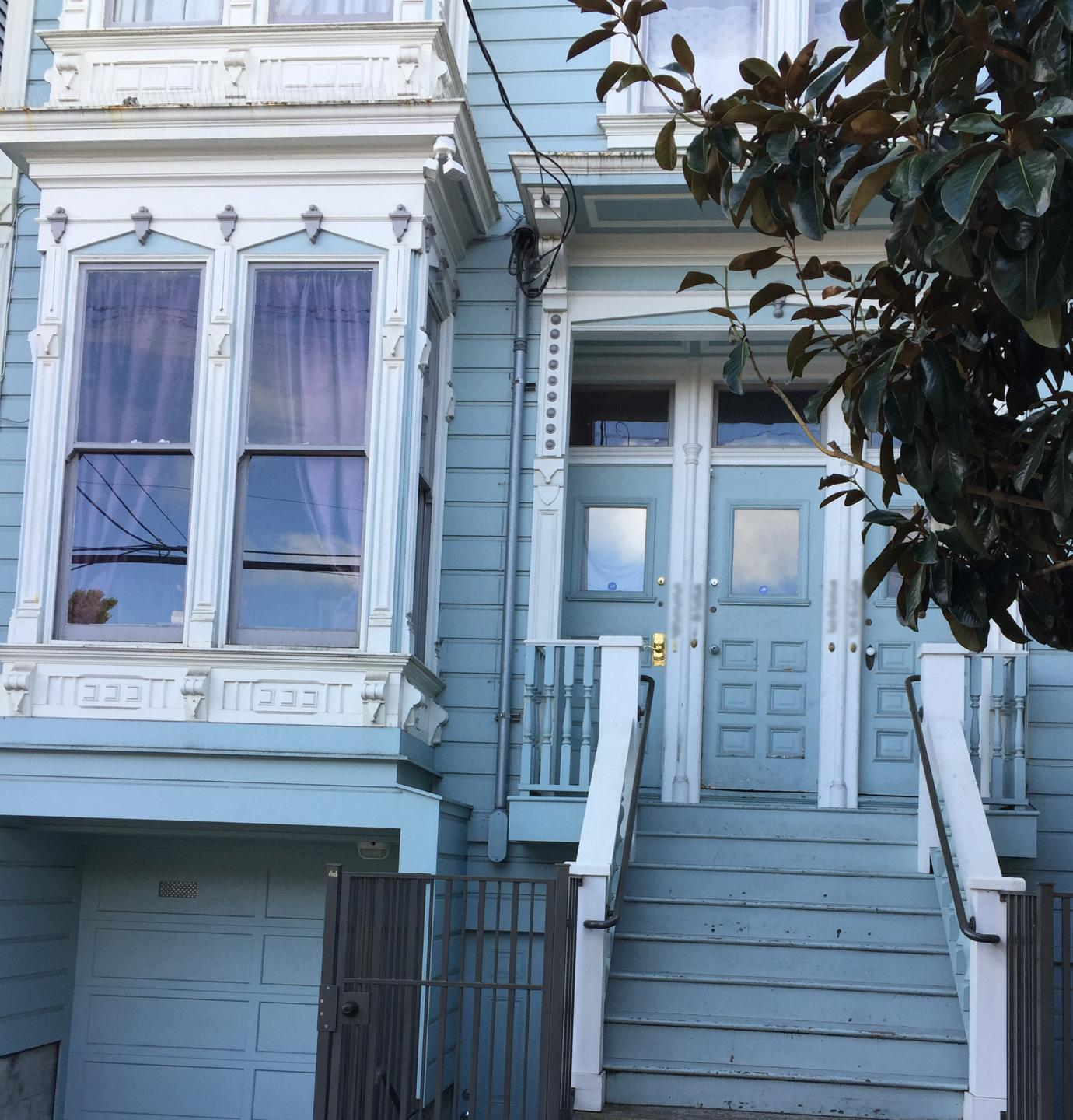 Beautiful Victorian Townhouse in the ❤ of The Mission