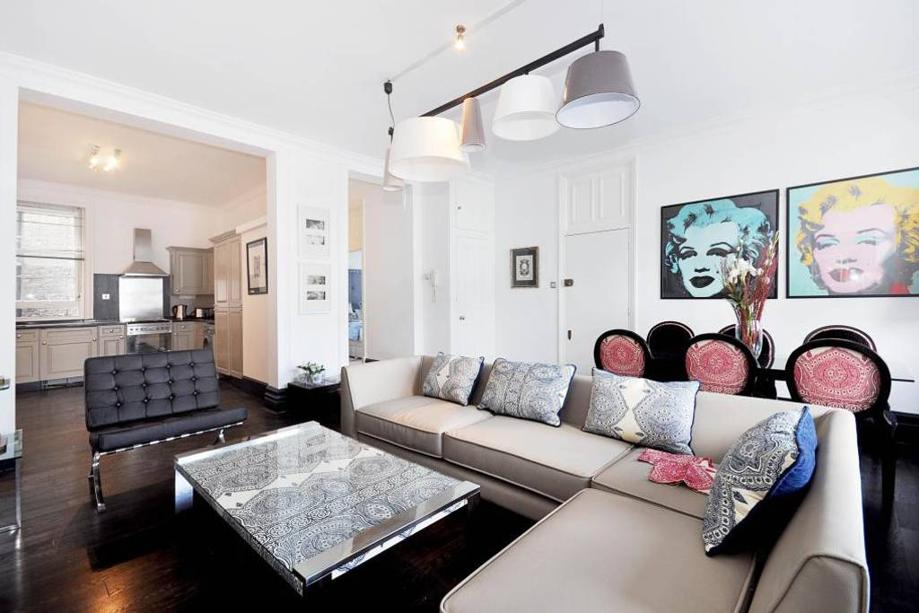Luxury 3 Beds in South Kensington